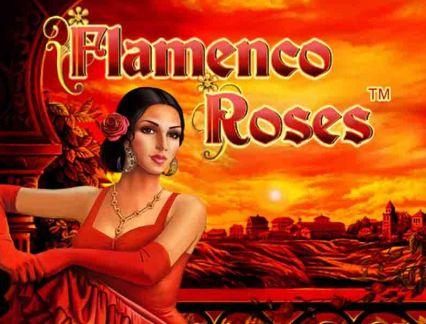 Slot gratis Flamenco Roses