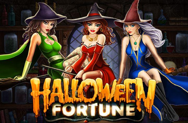 Slot gratis Halloween Fortune