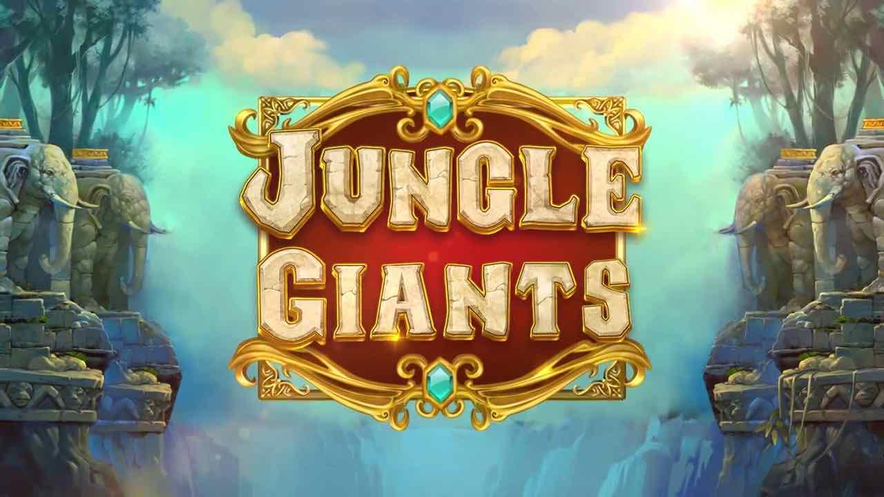 Slot gratis Jungle Giants