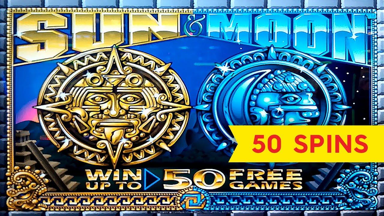 Slot gratis Sun & Moon
