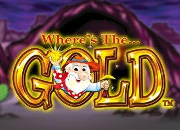 Slot gratis Where's the gold