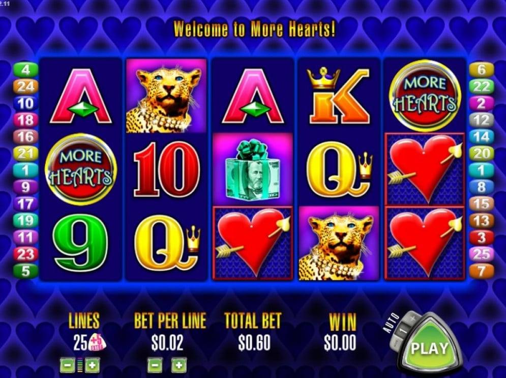 Slot More Hearts