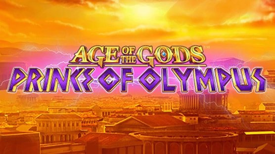 Slot gratis Age of The Gods Prince of Olympus