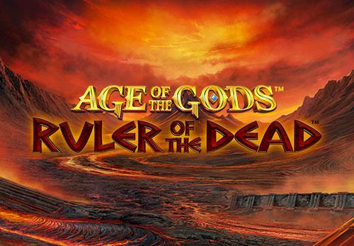Slot gratis Age Of The Gods: Ruler Of The Dead