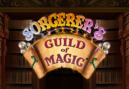 Slot gratis Sorcerers Guild of Magic