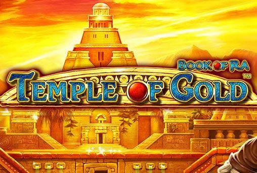 Slot gratis Book Of Ra Temple Of Gold