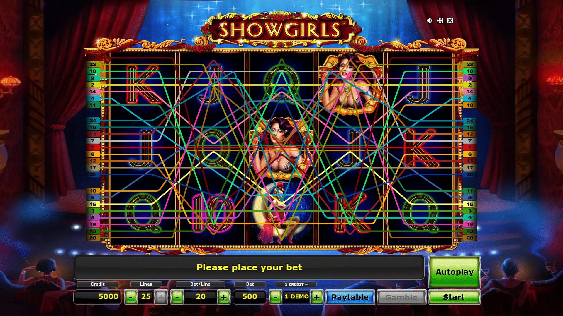 Slot Showgirls