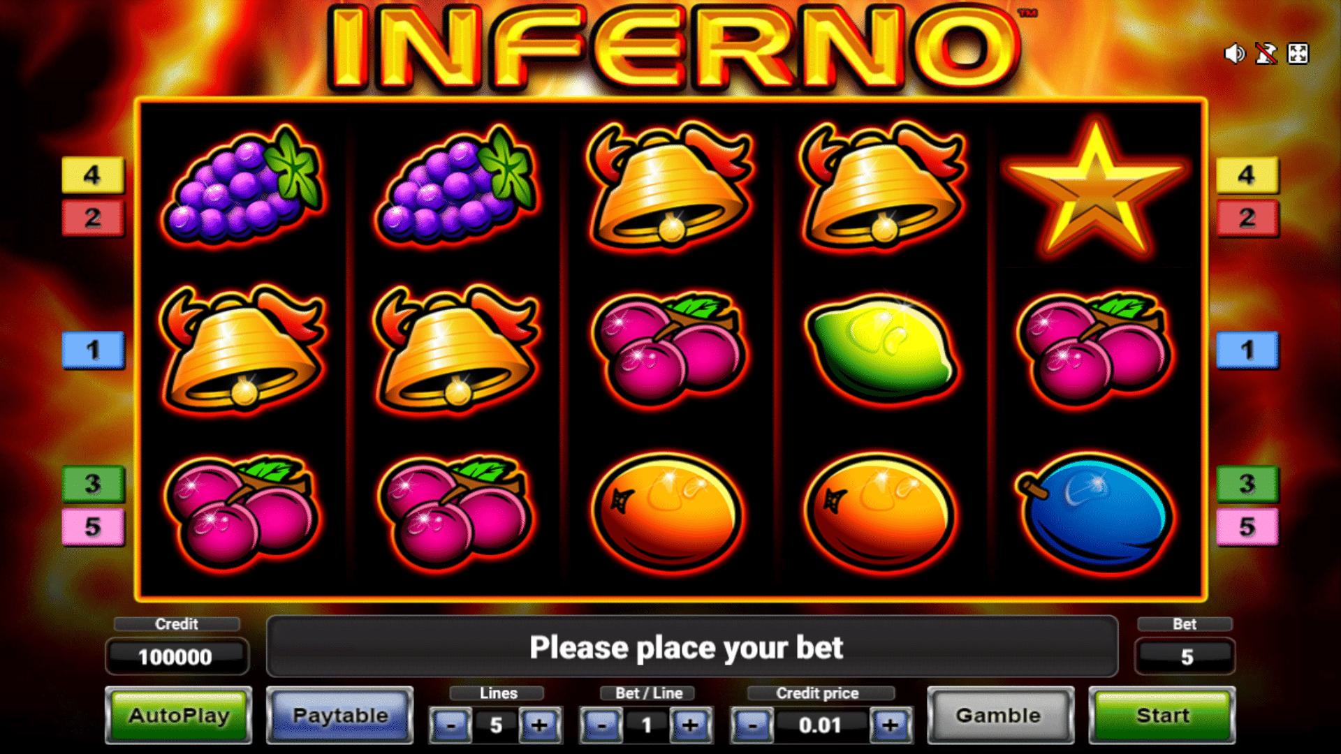 Slot Inferno
