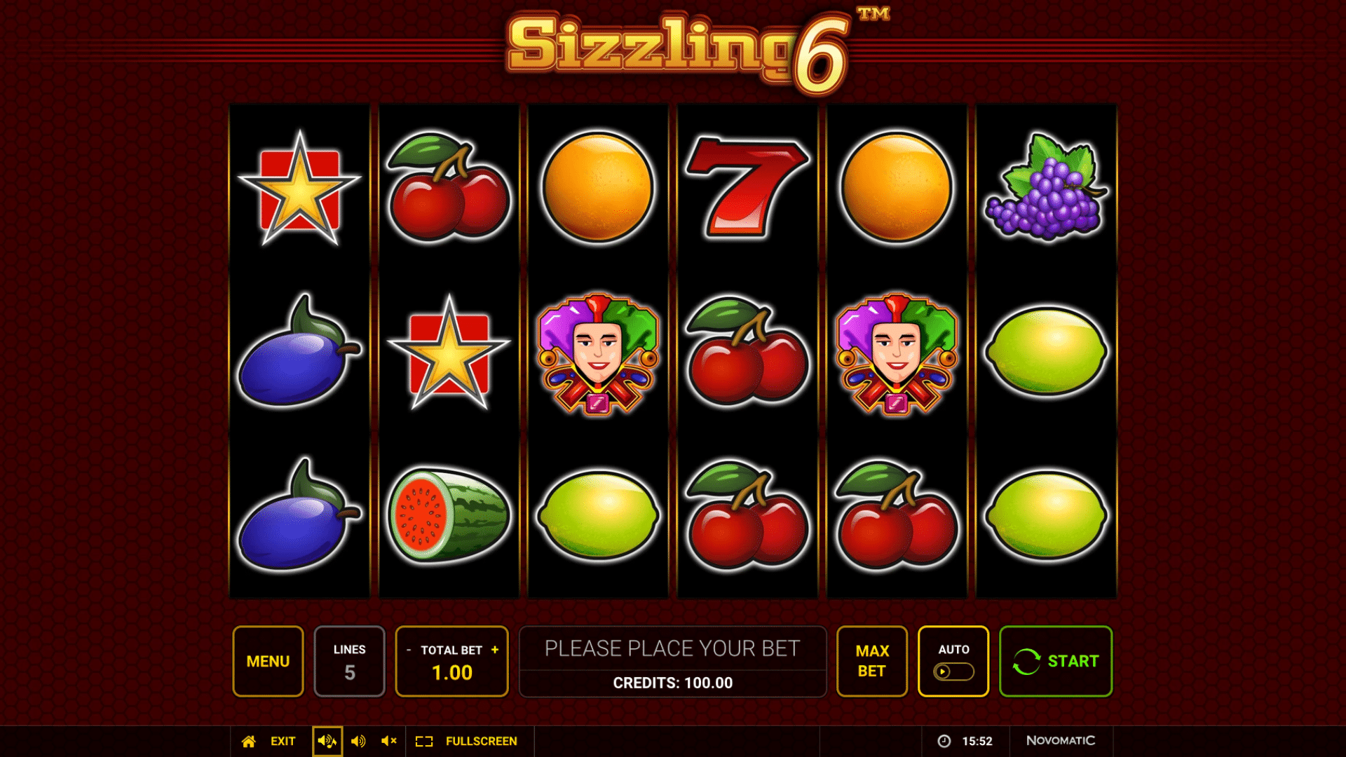 Slot Sizzling 6