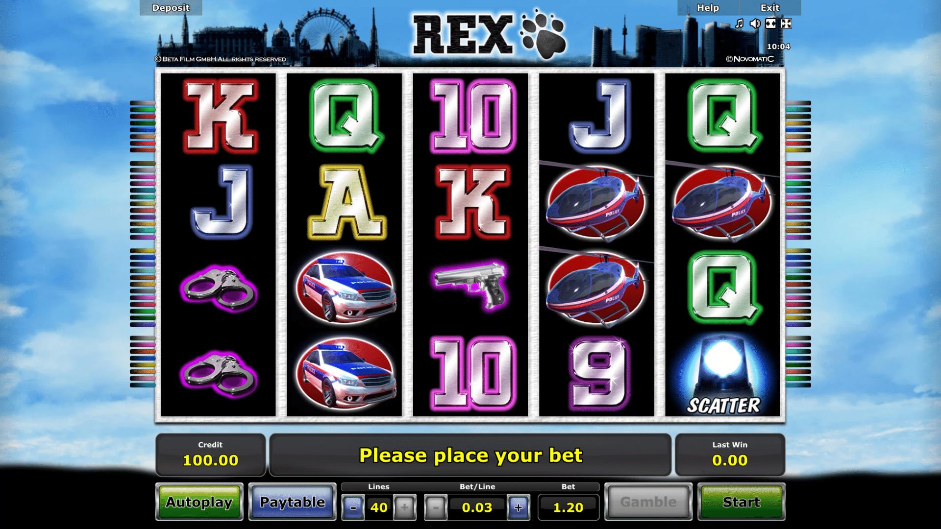 Slot Rex