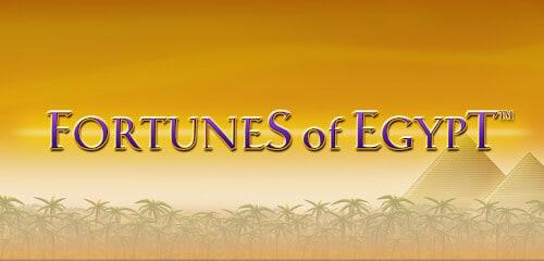 Slot gratis Fortunes of Egypt