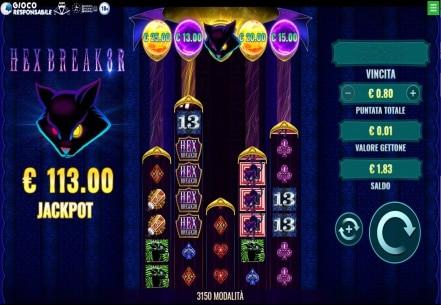 Slot Hexbreak3r