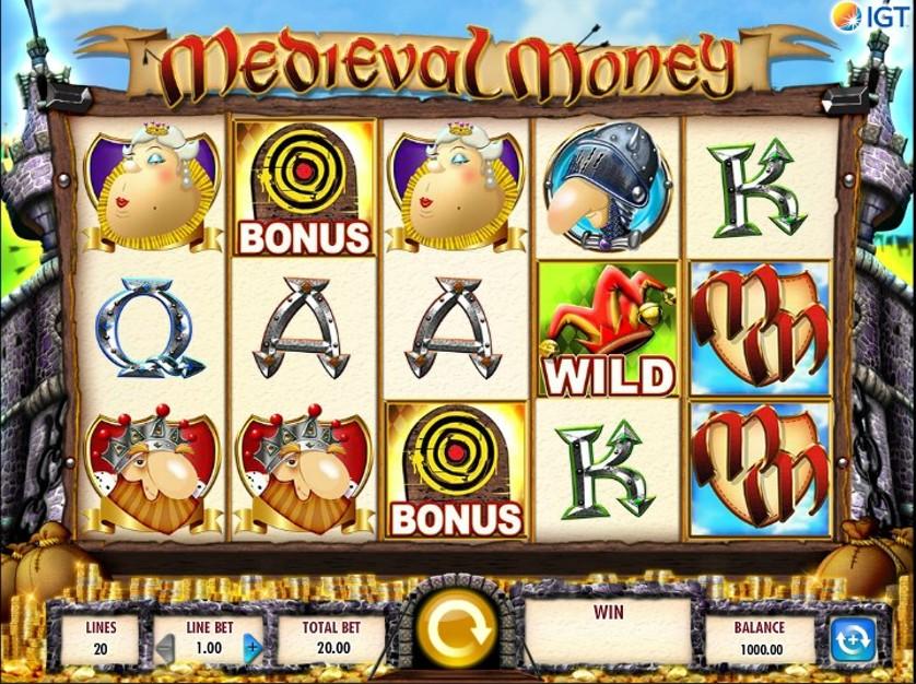 Slot Medieval Money