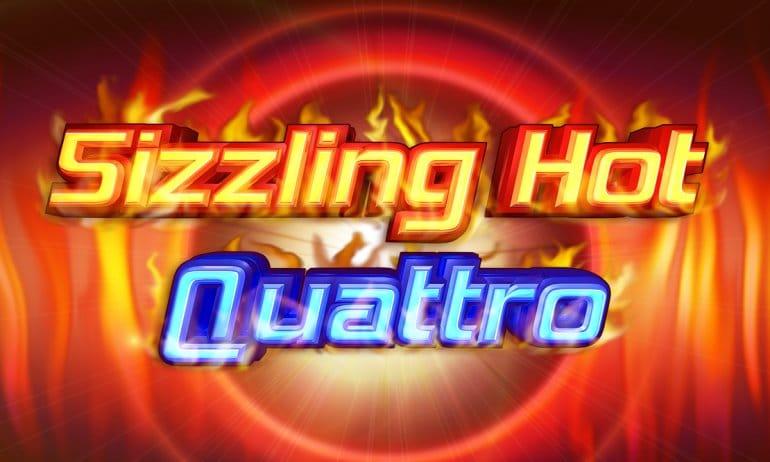 Slot gratis Sizzling Hot Quattro