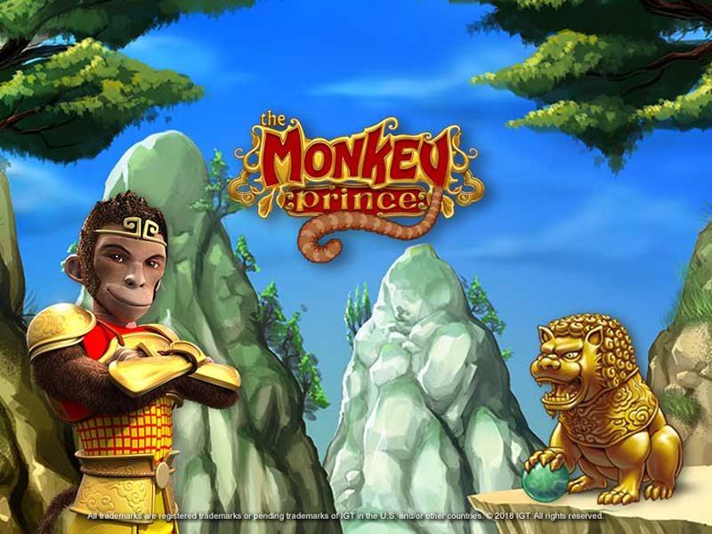 Slot gratis The Monkey Prince