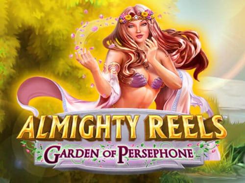 Slot gratis Almighty Reels Garden of Persephone