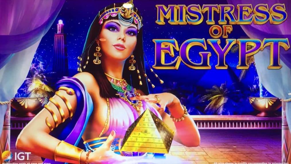 Slot gratis Mistress of Egypt