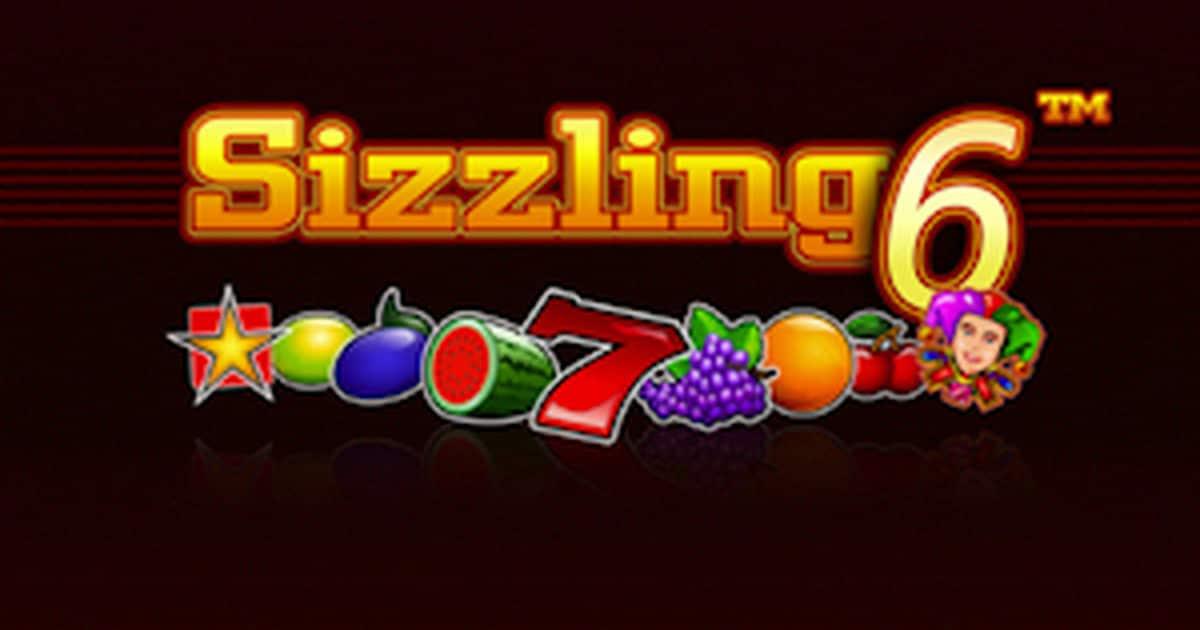 Slot gratis Sizzling 6