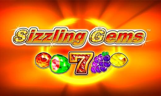 Slot gratis Sizzling Gems
