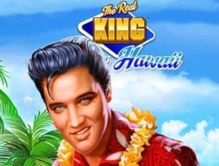 Slot gratis The Real King Aloha Hawaii