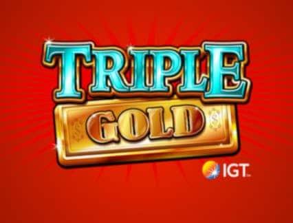 Slot gratis Triple Gold