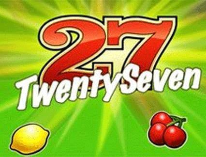 Slot gratis Twenty Seven
