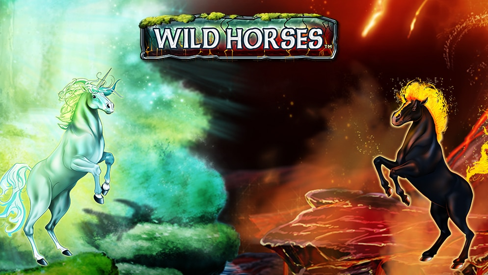 Slot gratis Wild Horses