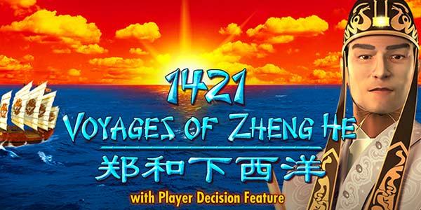 Slot gratis 1421 Voyages of Zheng He