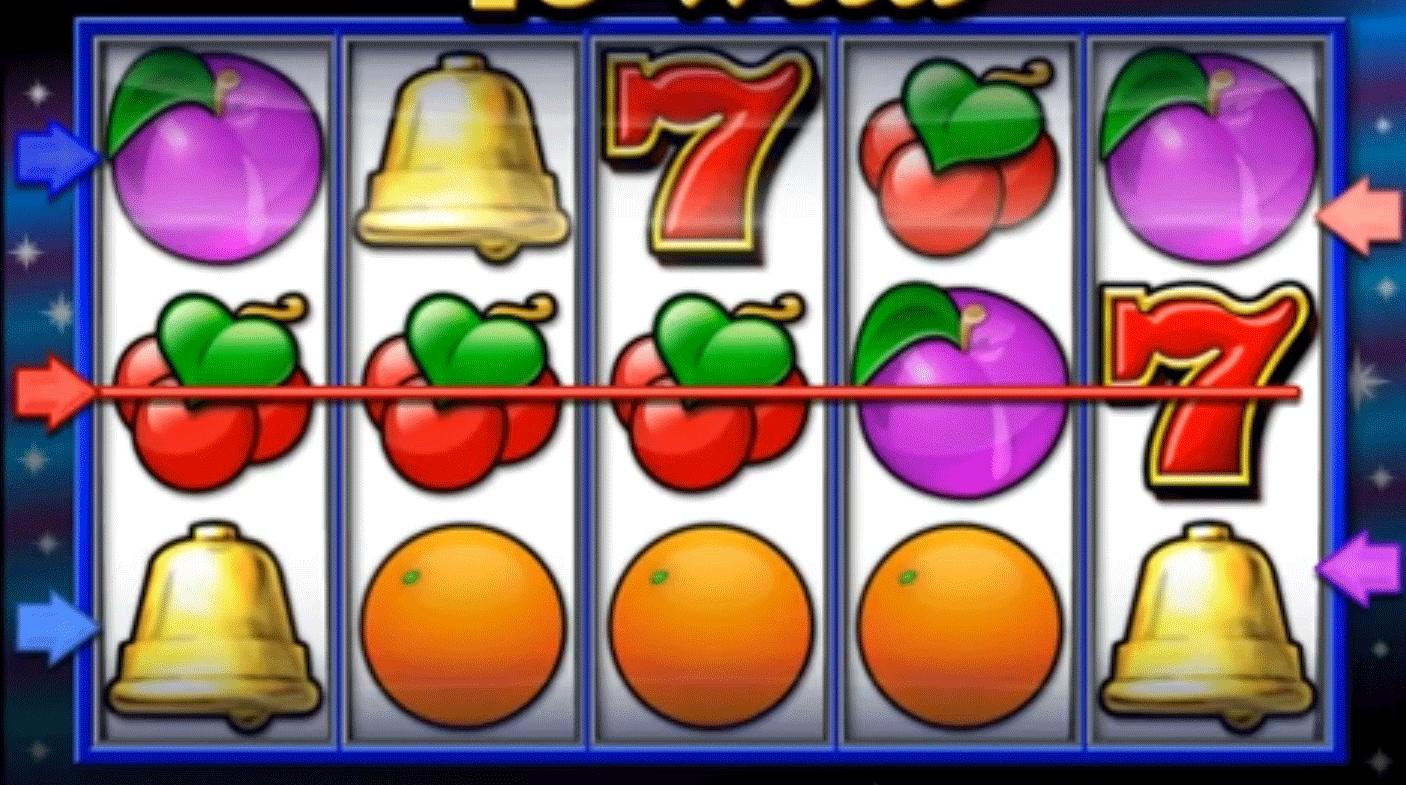 combinazione vincete alla slot 7s wild online