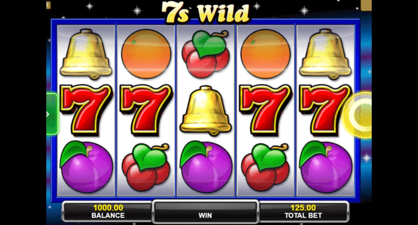 Slot 7s Wild