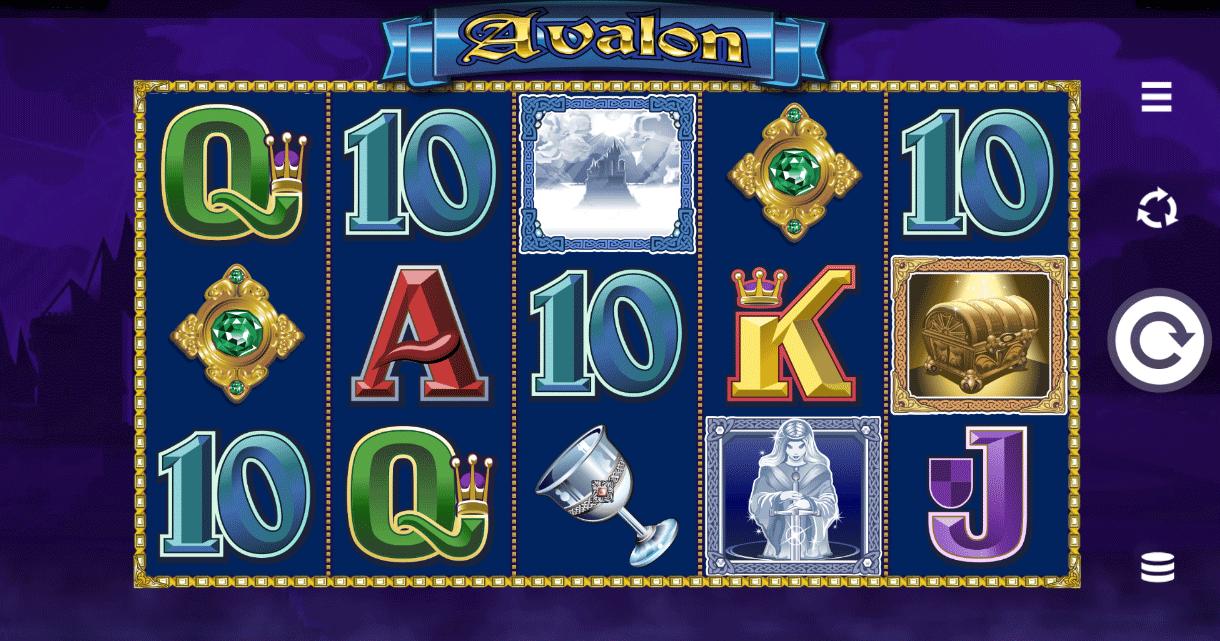 Slot Avalon