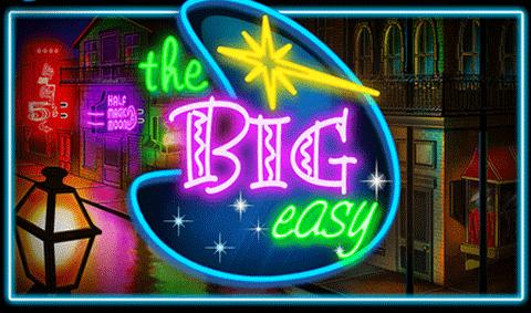 slot gratis the big easy
