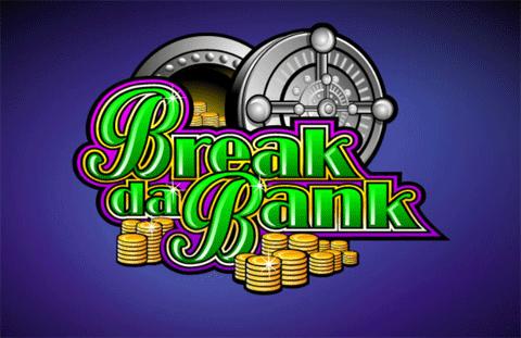 slot gratis break da bank