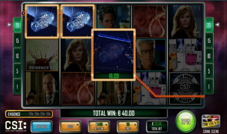 Slot CSI Slots