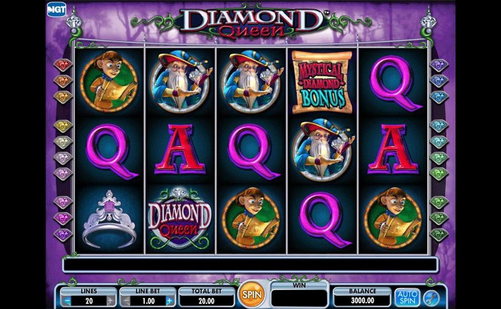 Slot Diamond Queen