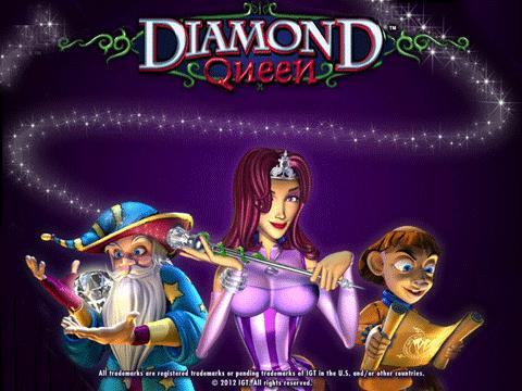 slot gratis diamond queen