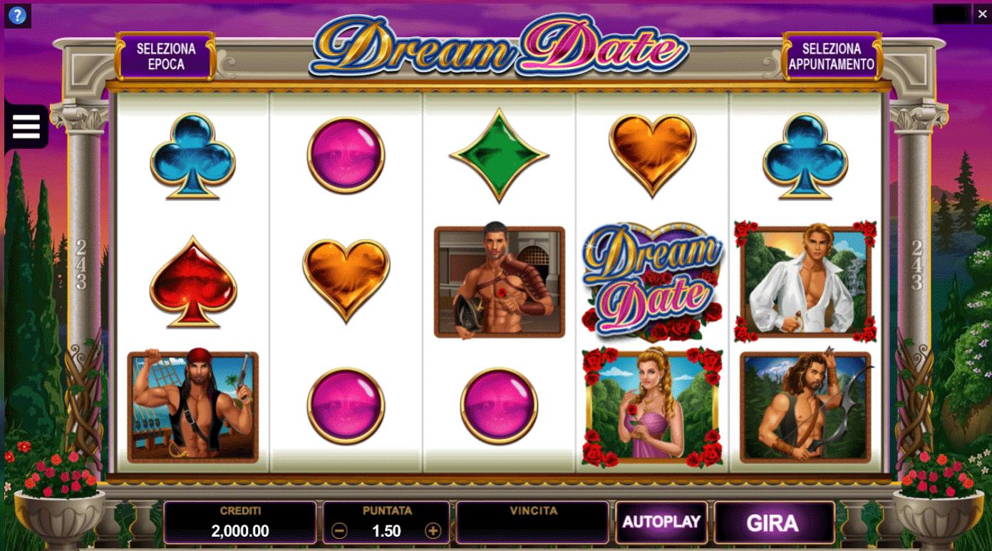 Slot Dream Date