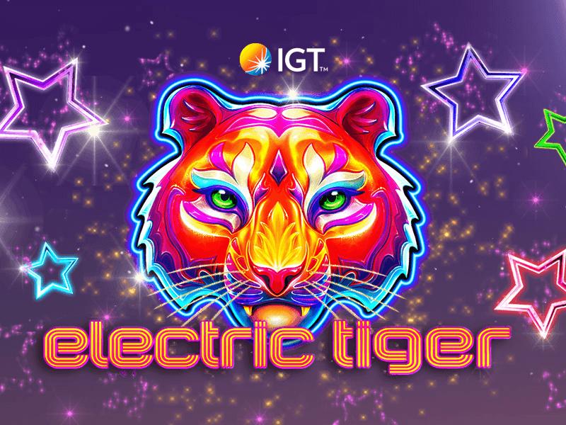slot electric tiger gratis