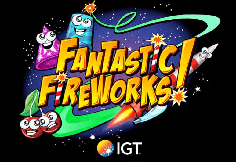 slot gratis fantastic fireworks