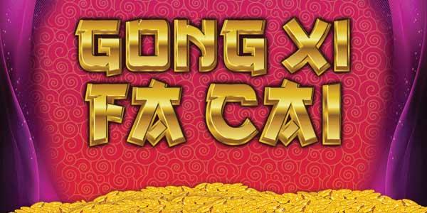 Slot gratis Gong Xi Fa Cai