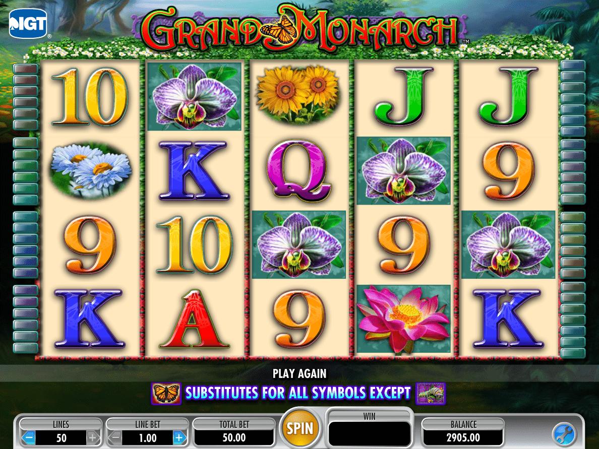 Slot Grand Monarch
