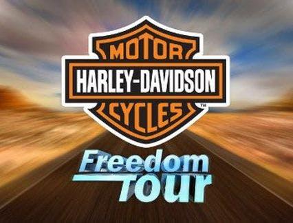 Slot gratis Harley-Davidson Freedom Tour