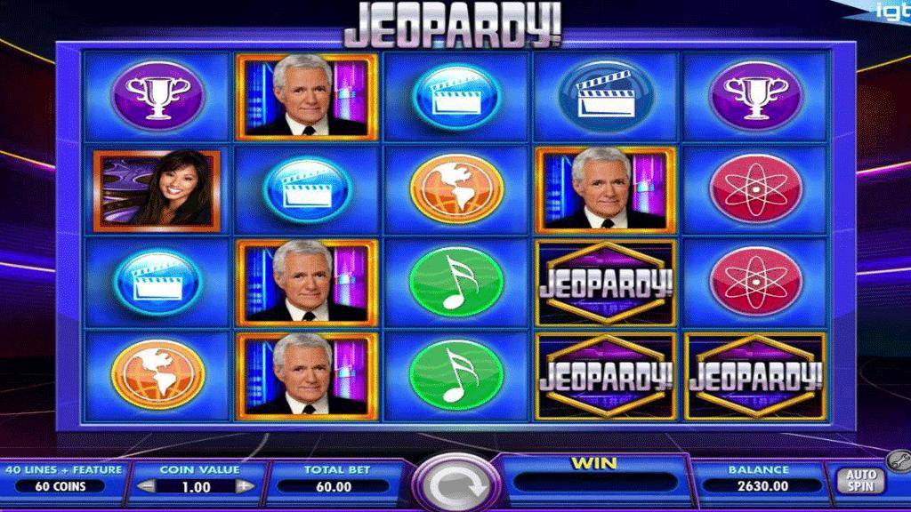 Slot Jeopardy!