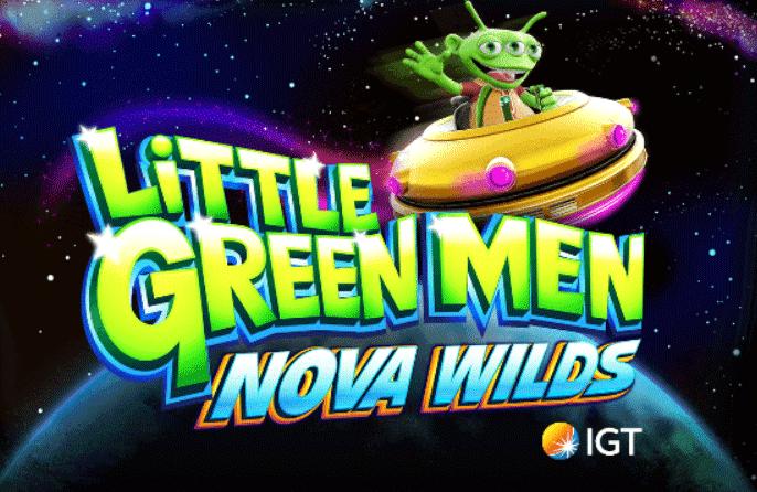 slot little green men nova wilds gratis