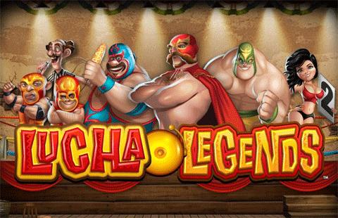 slot gratis lucha legends