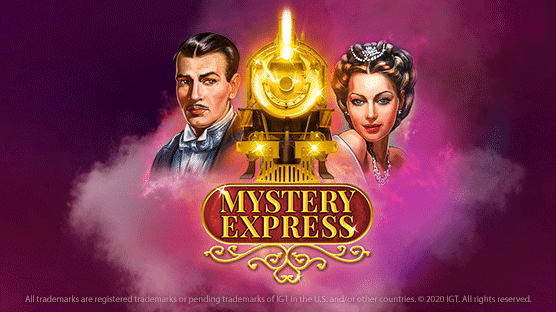 Slot gratis Mystery Express