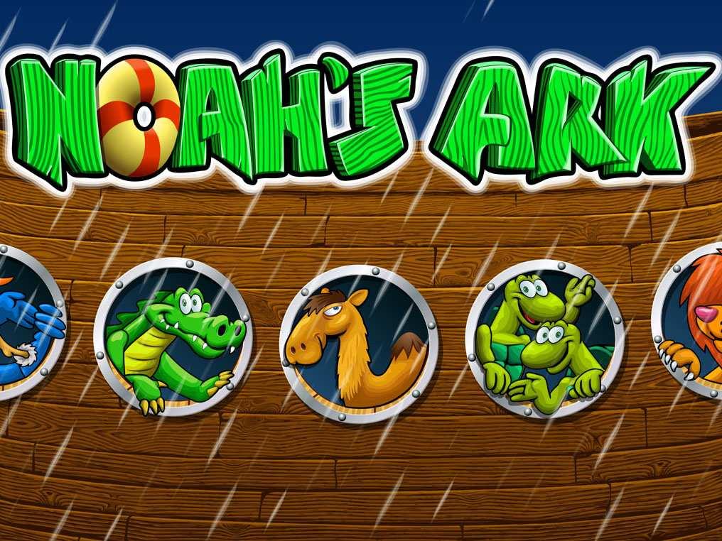 slot gratis noah's ark