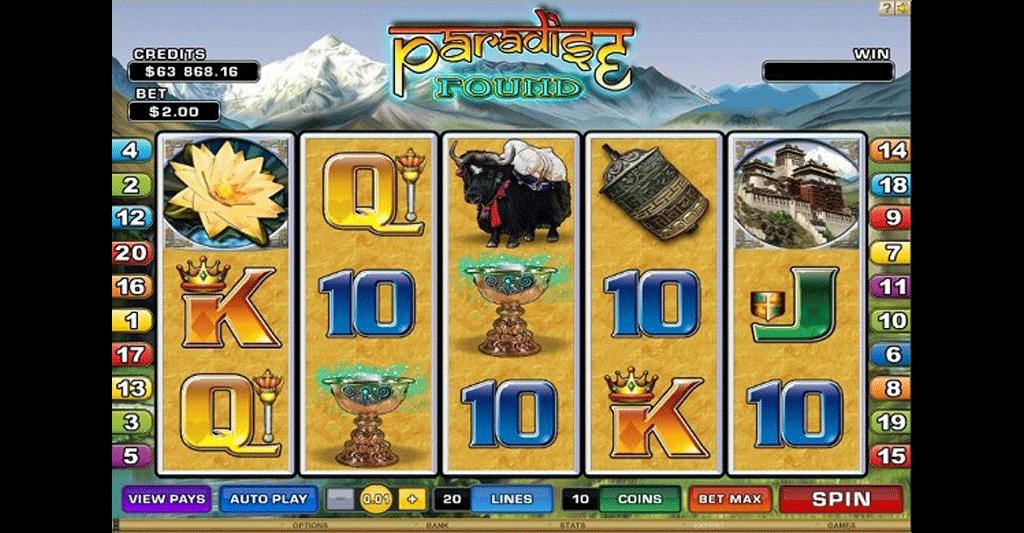 Slot Paradise Found