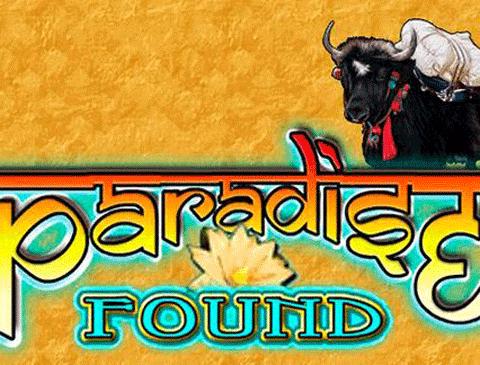 slot gratis paradise found