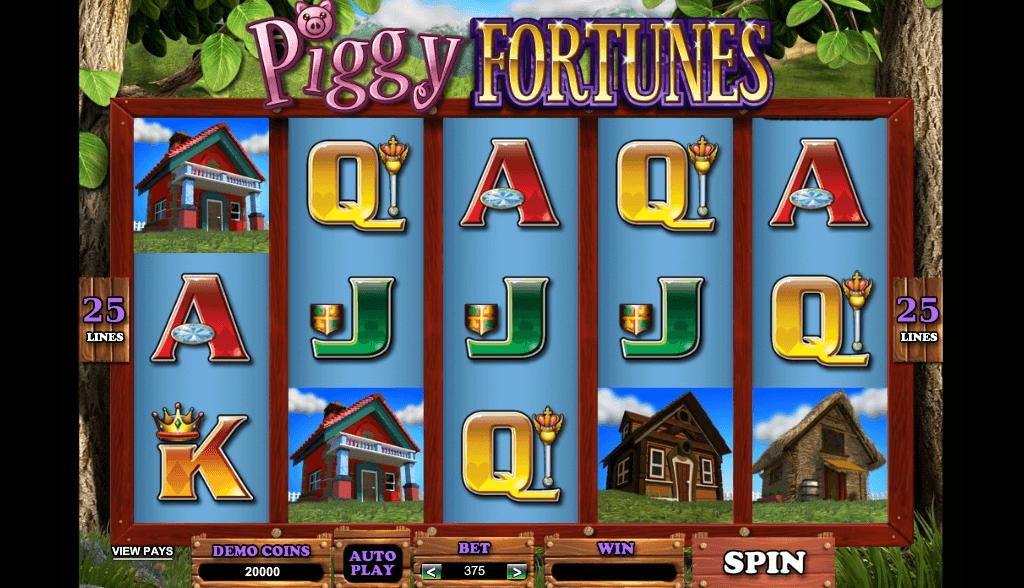 Slot Piggy Fortune